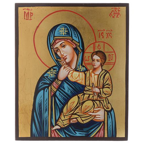 Icona Madre di Dio gioia e sollievo 3