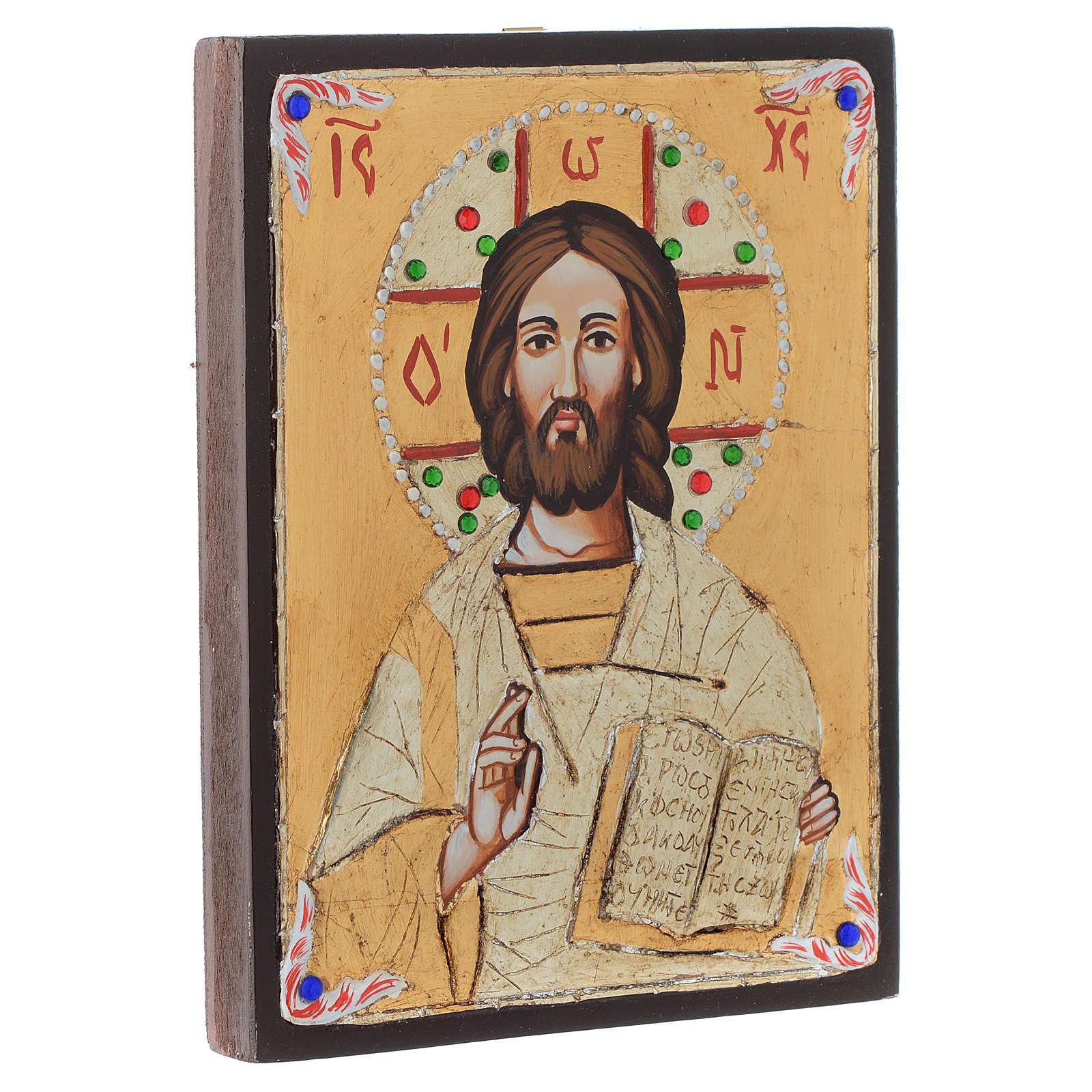 Icona Cristo Pantocratore 4