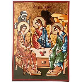 Icona SS Trinità di Usakov s1