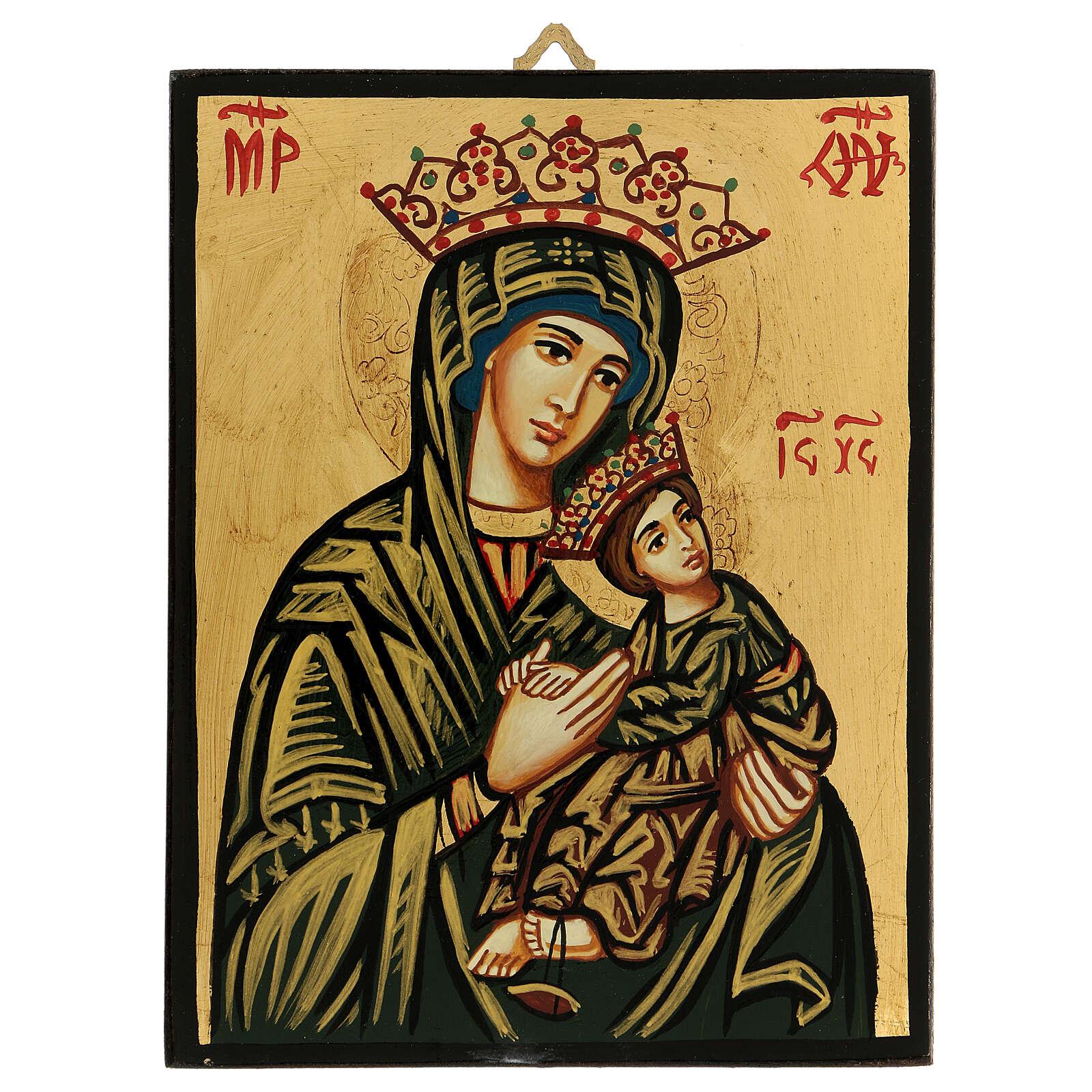 Vierge de la passion 4