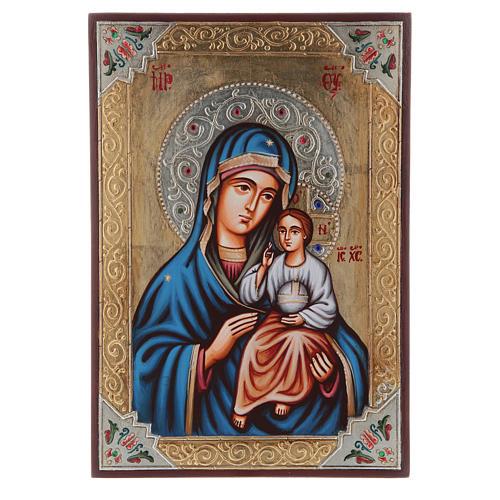Icona Vergine Odighitria 1