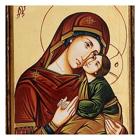 Icona Madre di Dio della Tenerezza s2