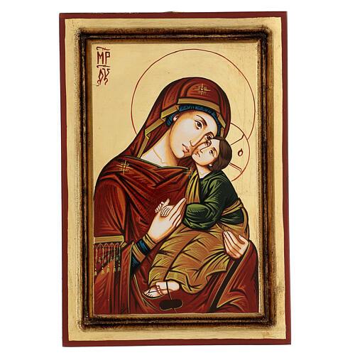 Icona Madre di Dio della Tenerezza 1