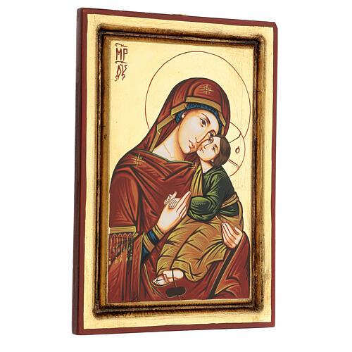 Icona Madre di Dio della Tenerezza 3