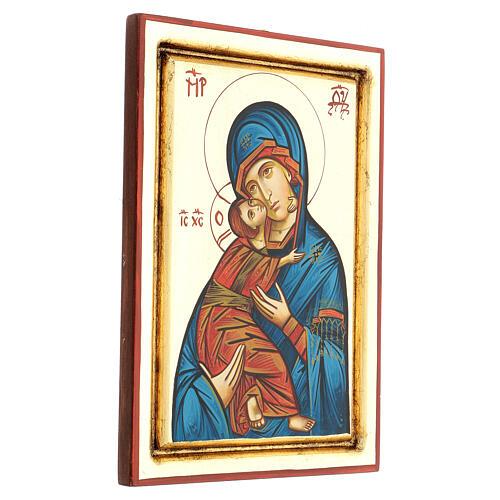 Icona Vergine Vladimir della Tenerezza 3