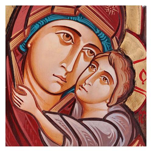 Vierge de Kasperov 2