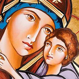 Icona Vergine di Kasperov s2