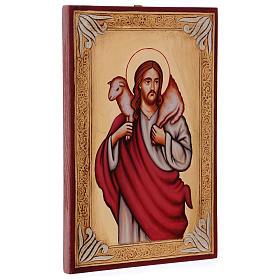Icona di Gesù Buon Pastore s2