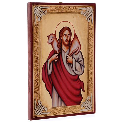 Icona di Gesù Buon Pastore 2