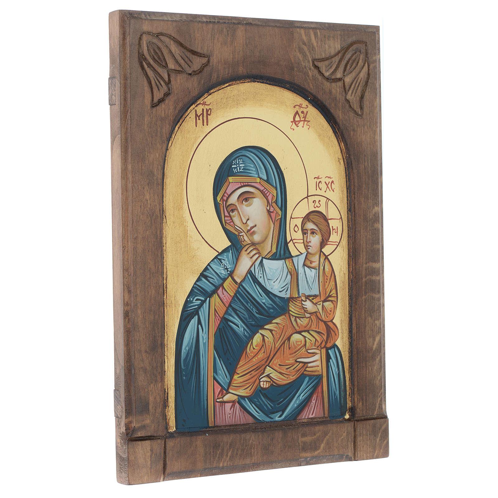 Icona Madre di Dio Paramithia 4