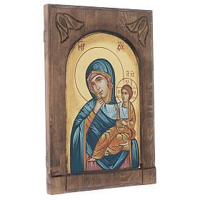 Icona Madre di Dio Paramithia s2