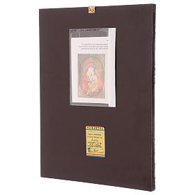 Icona Madre di Dio Jaroslavskaja 40x30 cm dipinta Romania s3