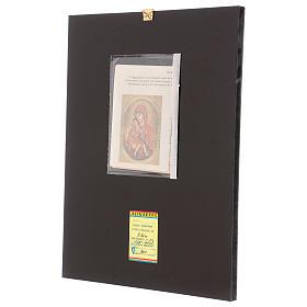 Icona Madre di Dio di Dostojno Est 40x30 cm dipinta Romania s3