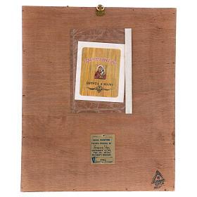 Icona Madre di Dio della Passione 40x30 cm dipinta Romania s3