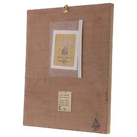 Icona Madre di Dio della Passione 40x30 cm dipinta Romania s4