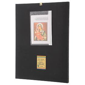 Icon of Our Lady of Eleus Kikks 40x30 cm s3