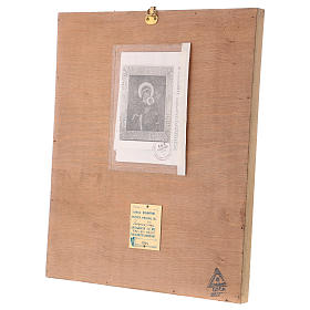 Icona Madonna del Perpetuo Soccorso 40x30 cm dipinta Romania s7