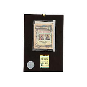 Christ Savior Pantocrator icon, 30x20 cm painted Romania s4