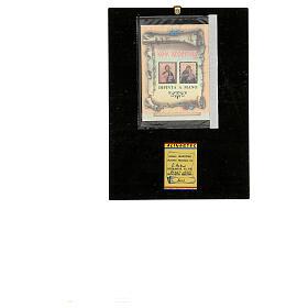 Icona Madre di Dio Kazanskaja 30x20 cm dipinta su legno Romania s4