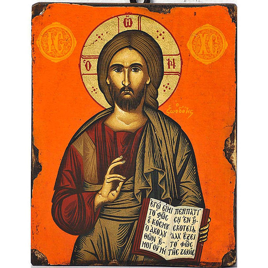 Icona Gesù Cristo Grecia 4