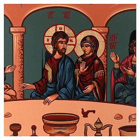 Icona nozze di Cana s2