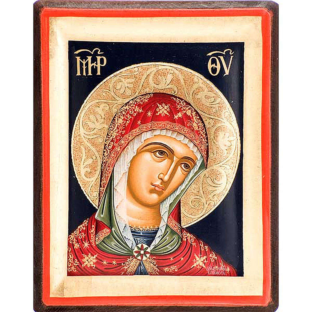 Icon of Mother Mary 4