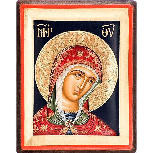 Icon of Mother Mary 1