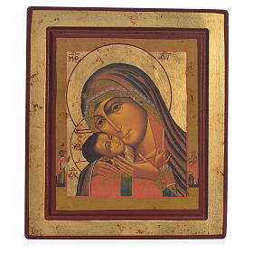 Greek Serigraph icon, Our Lady of Korsun s1
