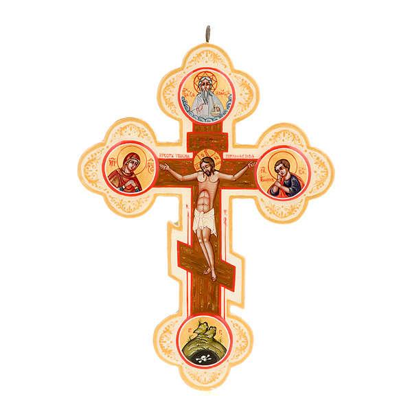 Russian cross icon 4