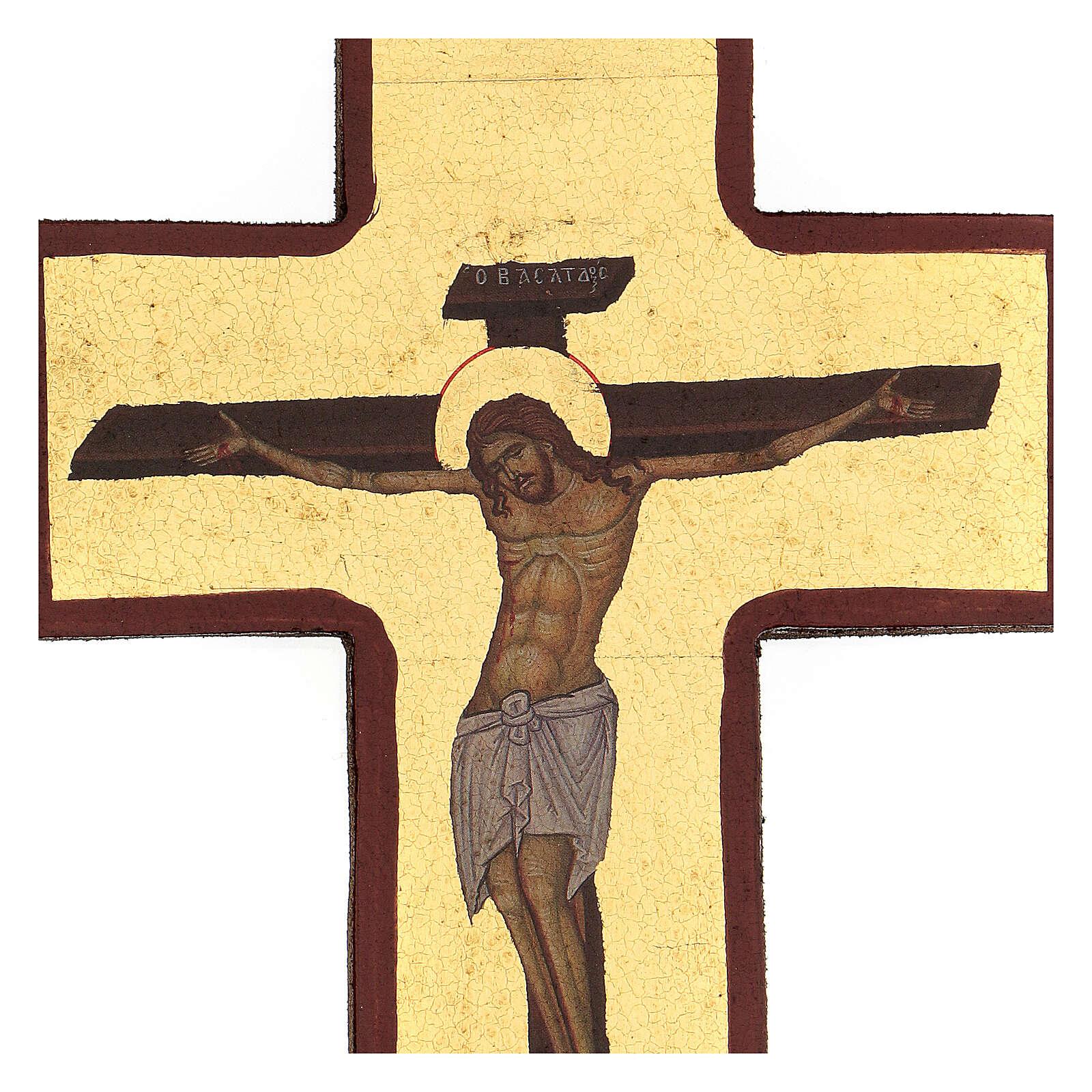 Croce stampata tempio 4