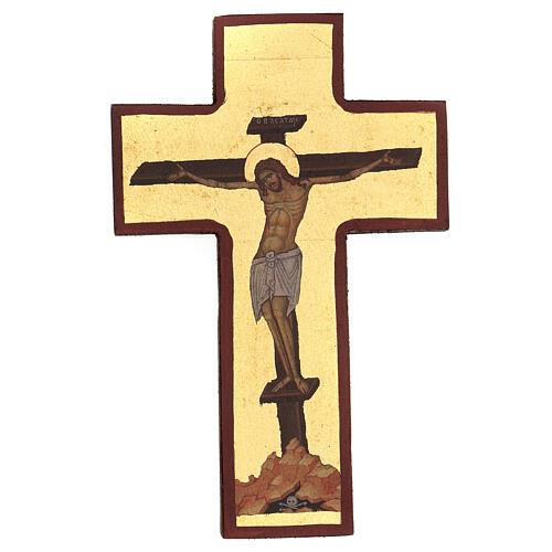 Croce stampata tempio 1