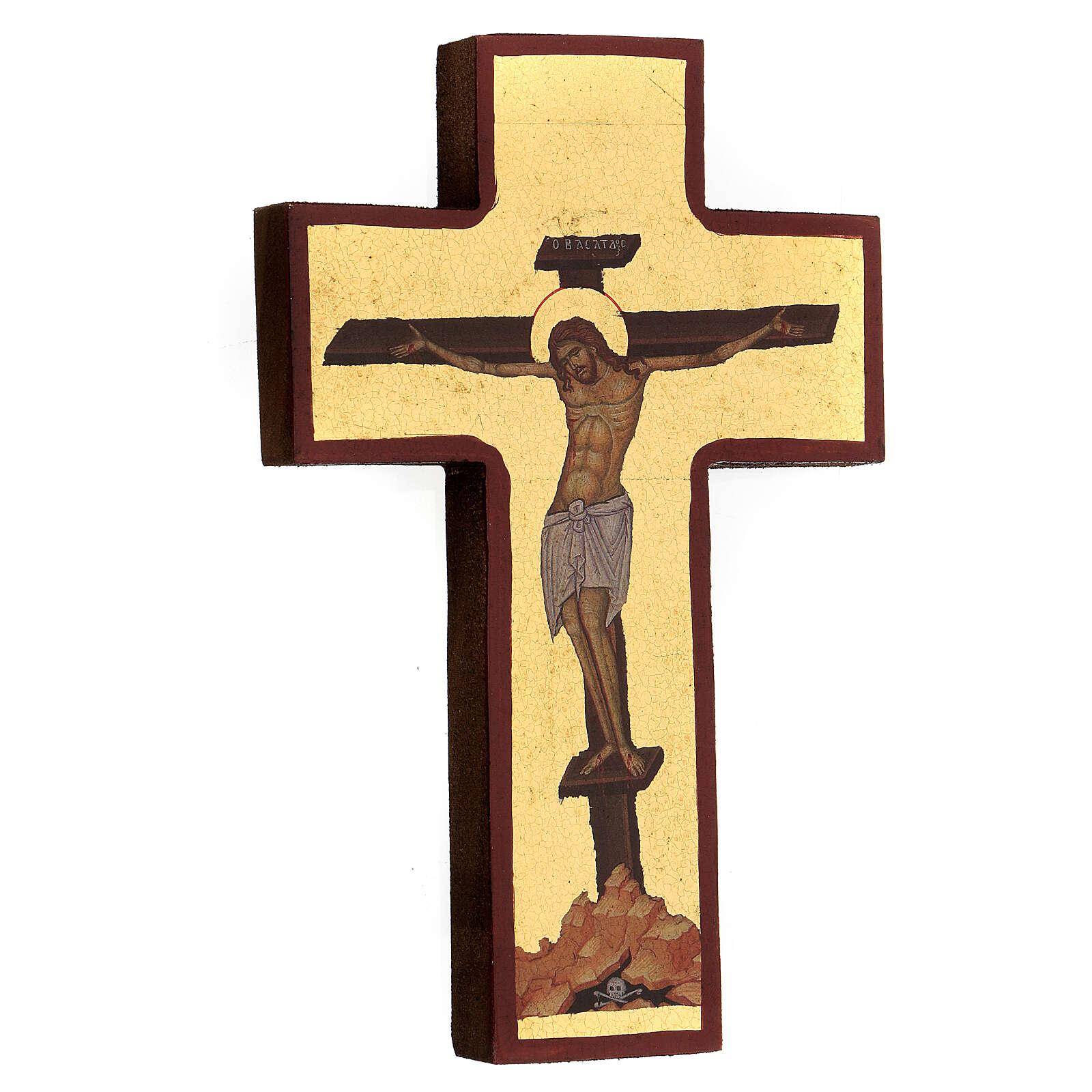 Cruz impressa templo 4