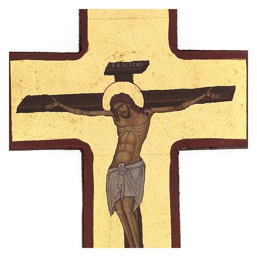 Cruz impressa templo 2