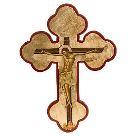 Croce stampata Golgota s1