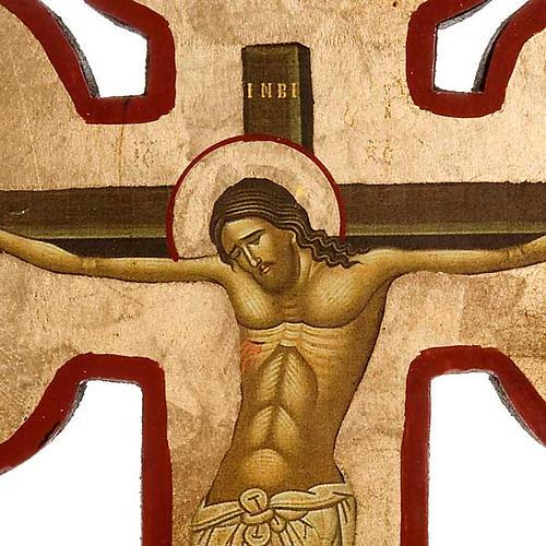 Croce stampata Golgota 2