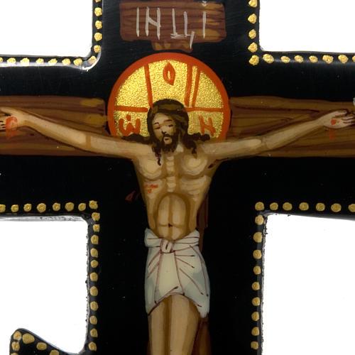 Icona croce Mstiora cm 7 3