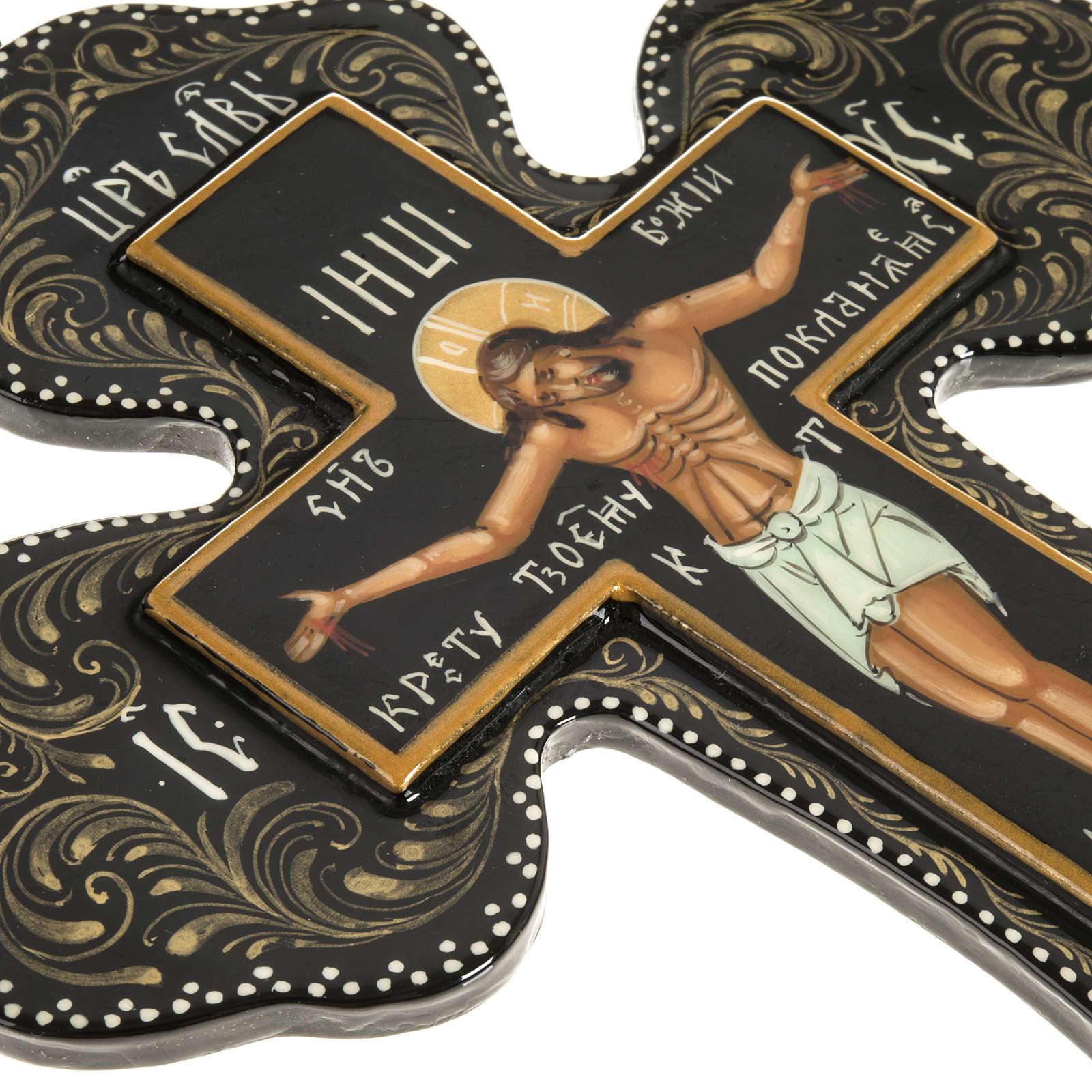 Cross icon, Mstjora, 18x15cm 4