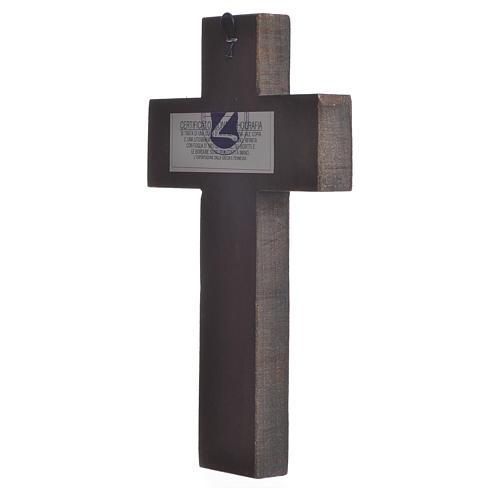 Croce Icona stampa su legno Grecia 2
