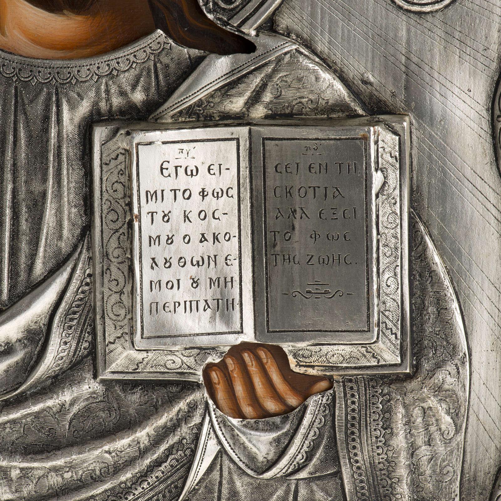 Ícono Cristo Pantocrátor 4