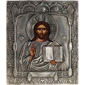 Ícono Cristo Pantocrátor s1
