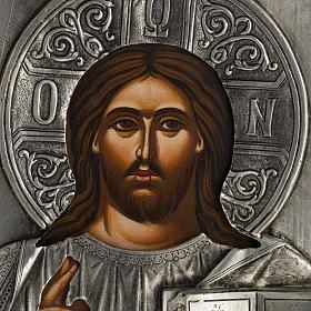 Ícono Cristo Pantocrátor s2