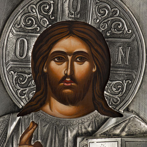 Ikona Chrystus Pantokrator 2
