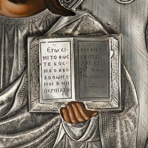 Ikona Chrystus Pantokrator 3