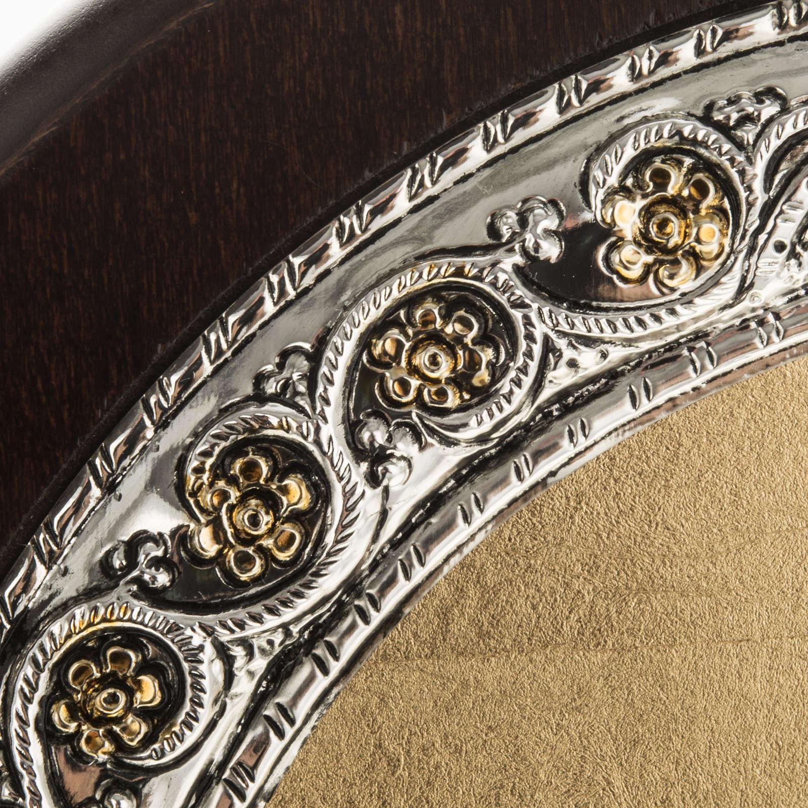 Icona Grecia Albero della Vita da tavolo argento 925 4