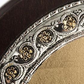 Icona Grecia Albero della Vita da tavolo argento 925 s5