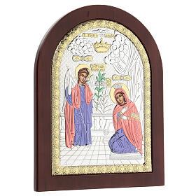 Icono serigrafiado Anunciación s3