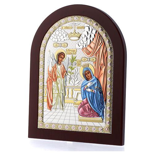 Icona serigrafata Annunciazione 3