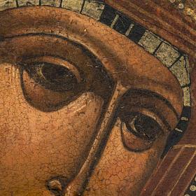 Antique Icon 'Our Lady of Kazan' s11
