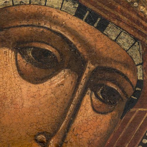 Antique Icon 'Our Lady of Kazan' 11