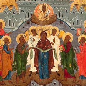 Icona antica Pokrov